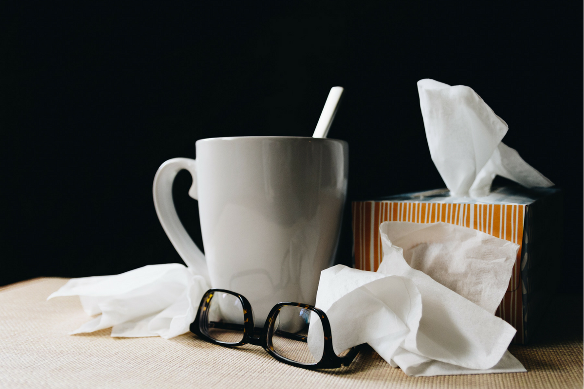 6 Home Remedies for the Flu
