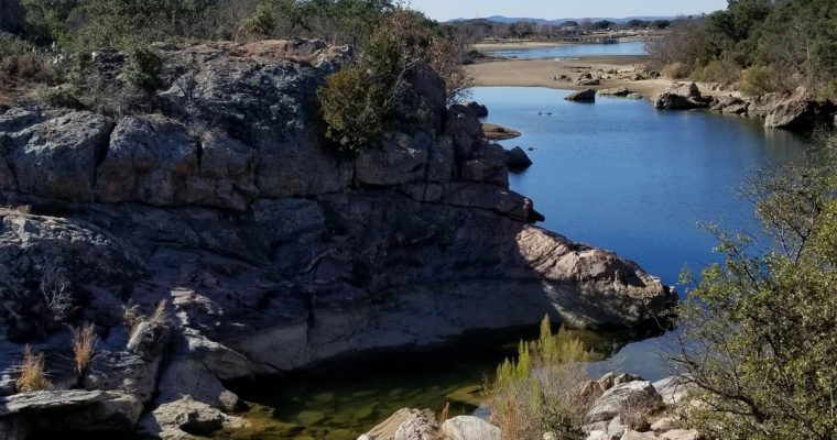 The Great Outdoors: Inks Lake State Park