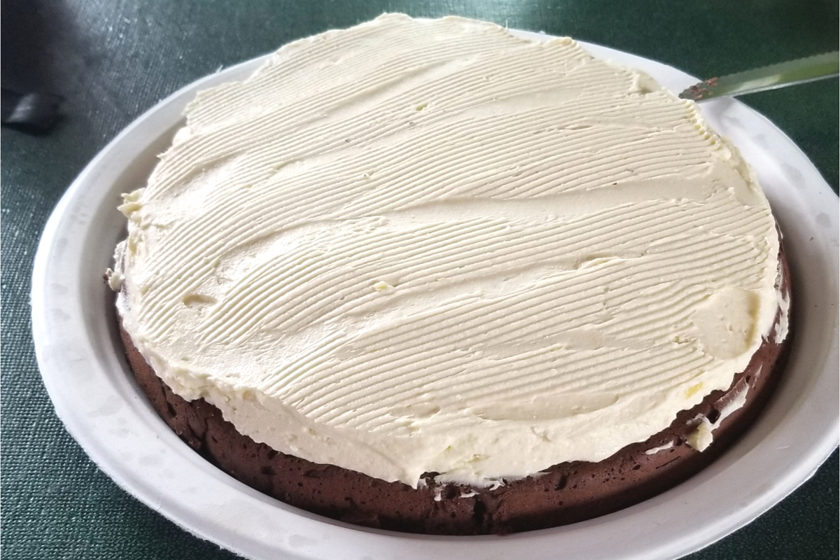 The Pack Pantry: Chocolate Keto Cake